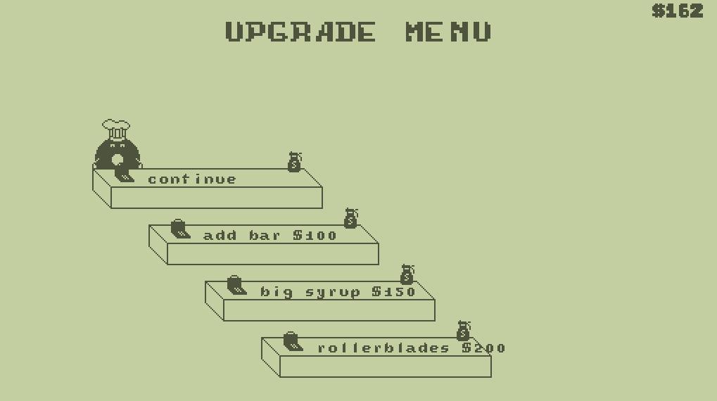 upgrade menu still 2