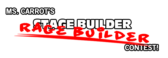 Ms. Carrot's Stage Builder Rage Builder Contest