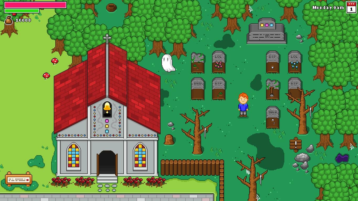 Magisi Graveyard