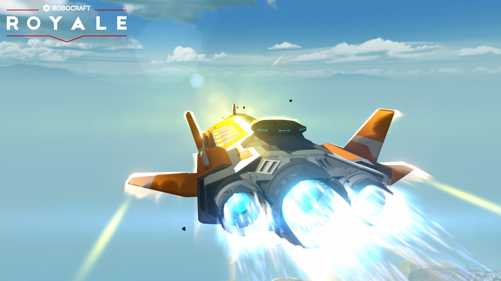 ROBOCRAFT ROYALE - Join our last free alpha test now news ...