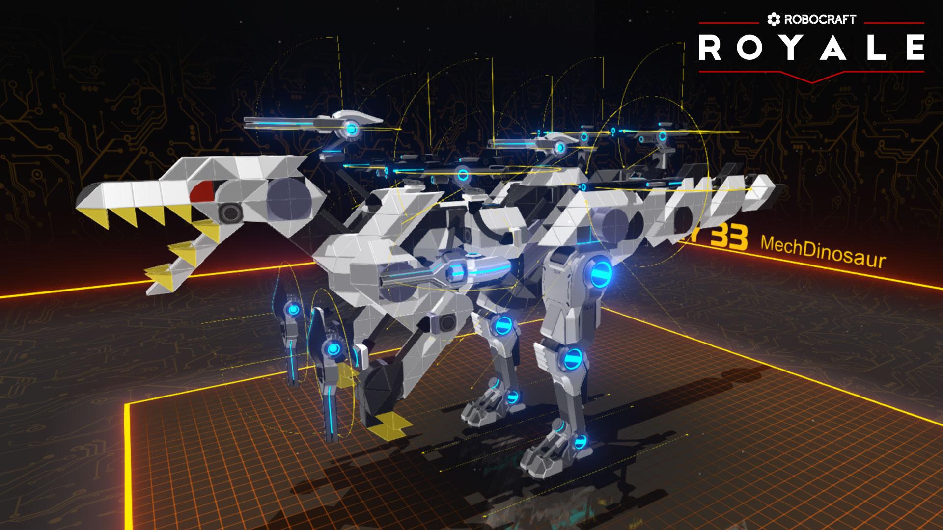 Robocraft Royale - an Experiment by Freejam news - Mod DB