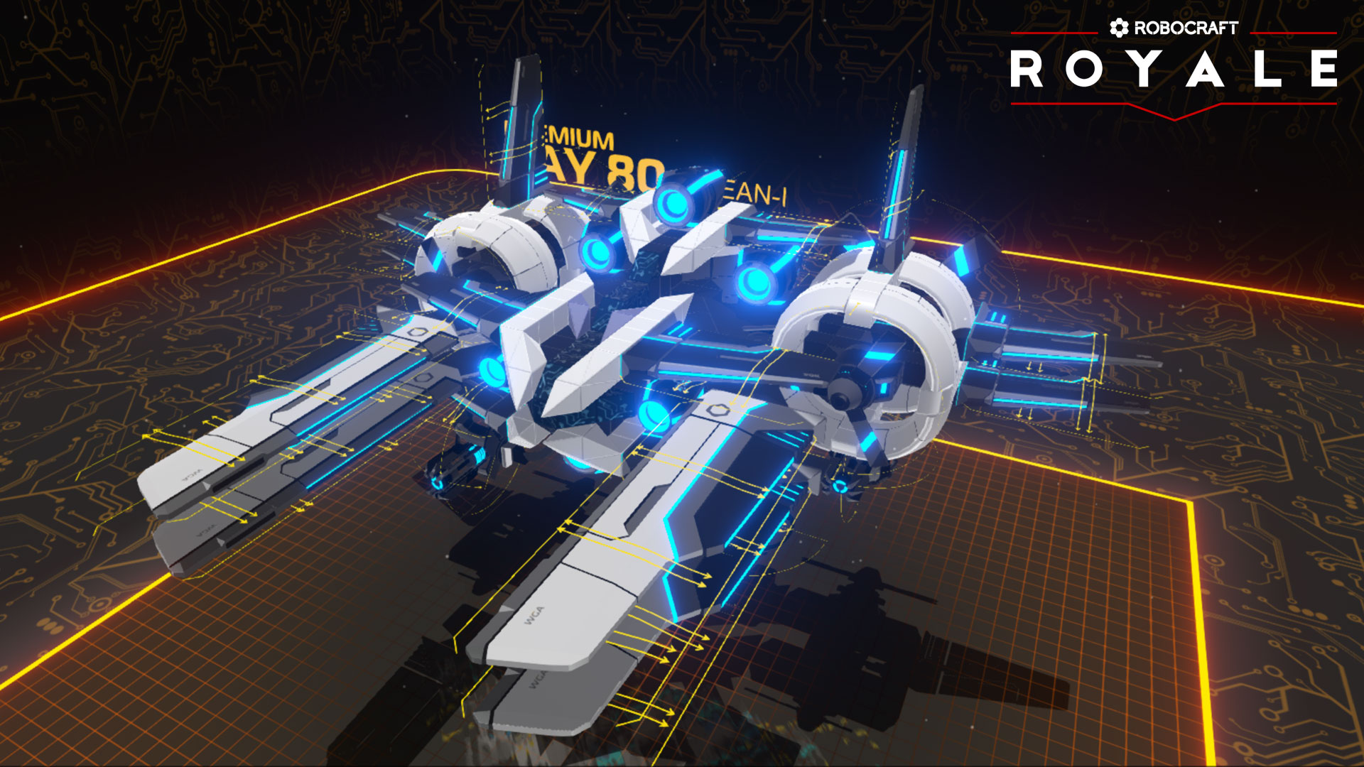 Robocraft Royale - an Experiment by Freejam news - Indie DB