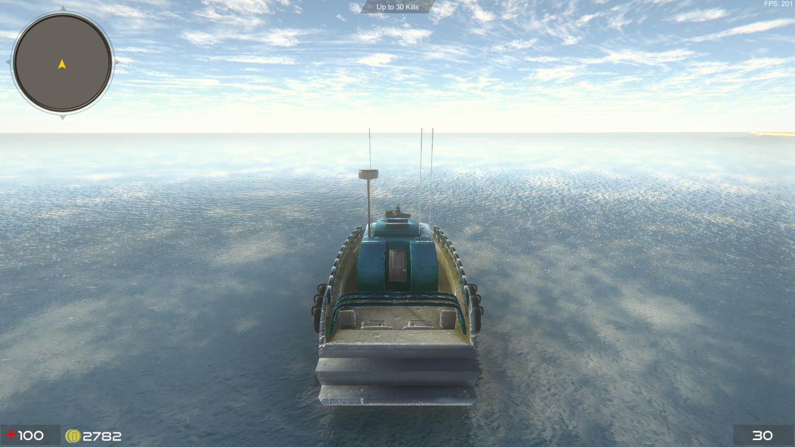 Coast Guard Ship