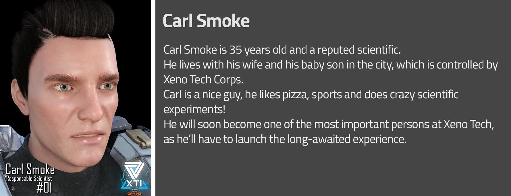 carl present