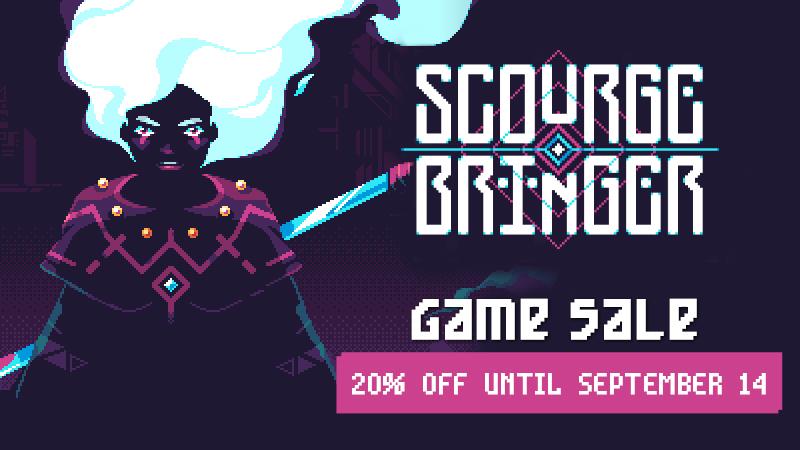 Game Sale ScougeBringer