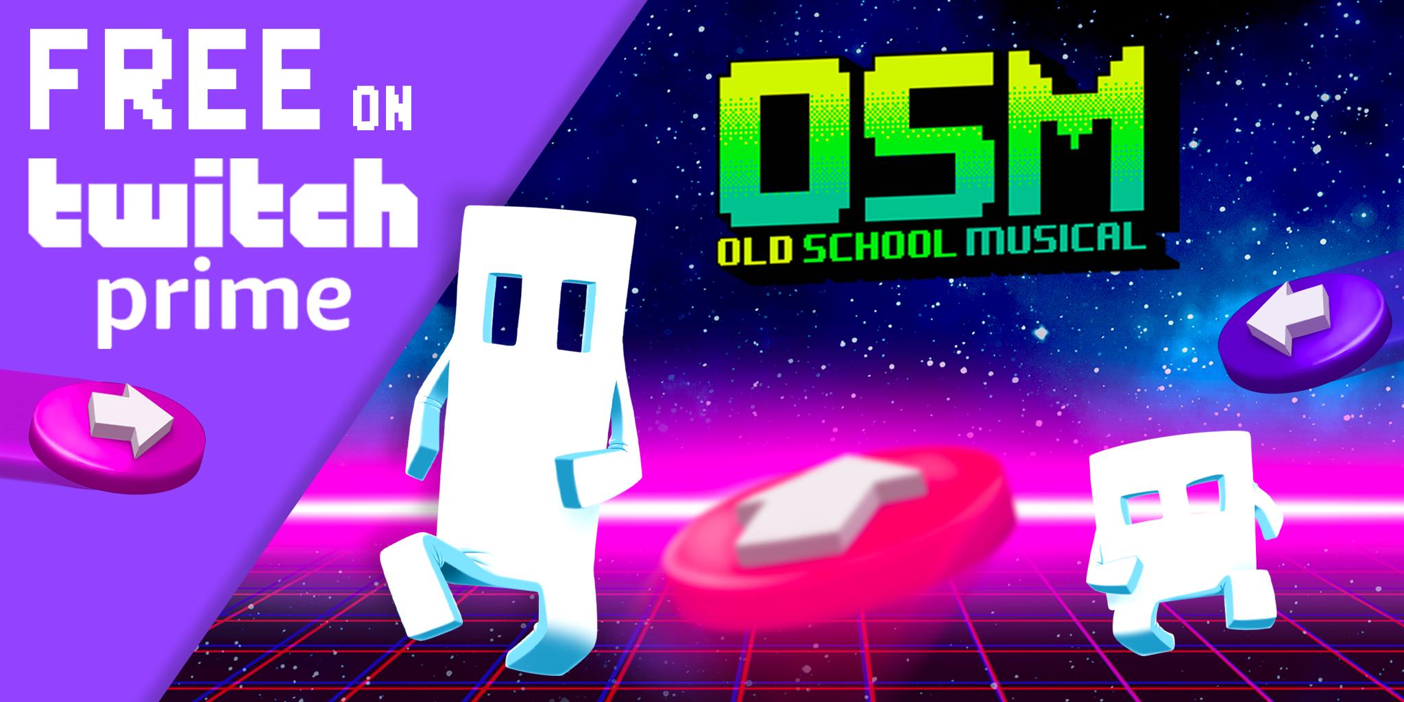OSM twitch prime