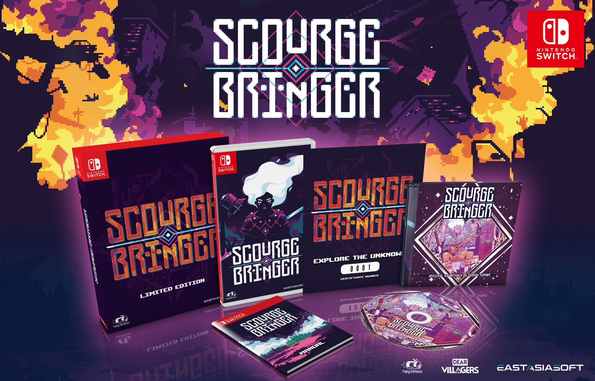 ScourgeBringer Switch ProductBan