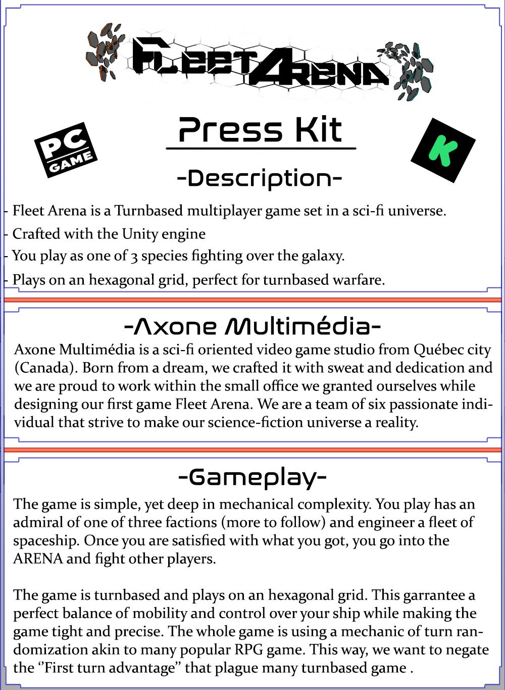 Press kit Page1