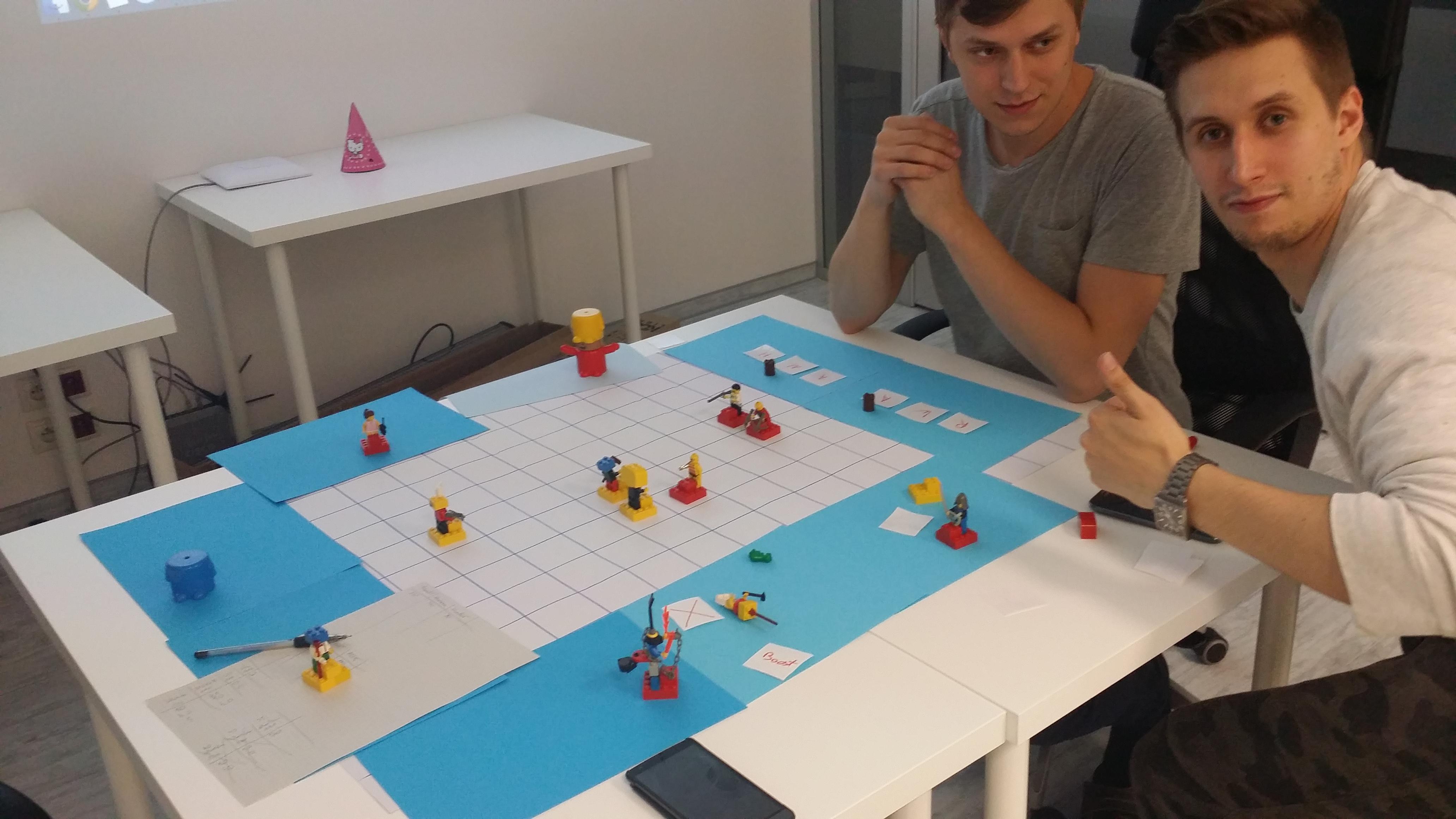 Exorder: brainstorming