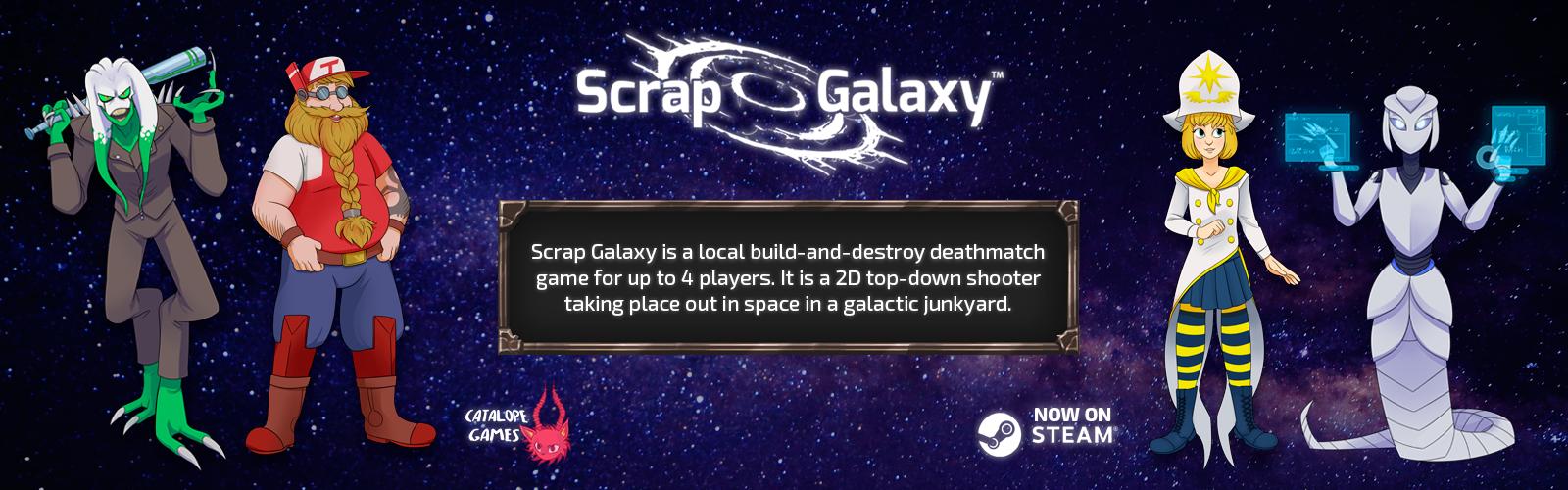 Promo   Web Header   Scrap Galax