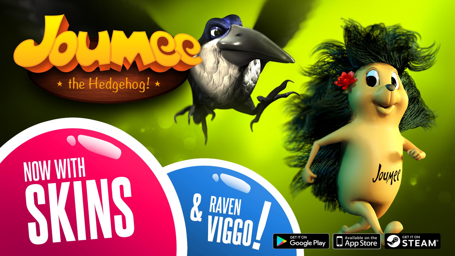 Joumee The Hedgehog Windows, Mac, iOS, Android game - Indie DB