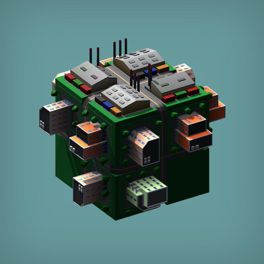 Cubecity
