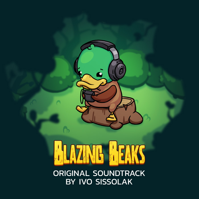 Blazing Beaks Soundtrack