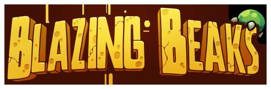 Blazing Beaks Logo