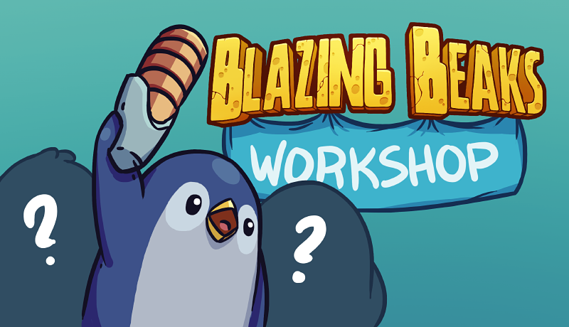 Blazing Beaks Workshop