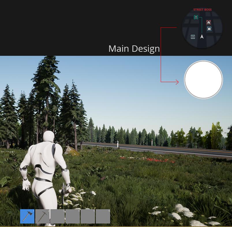 Design MiniMap