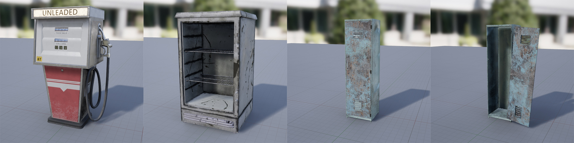 some rust