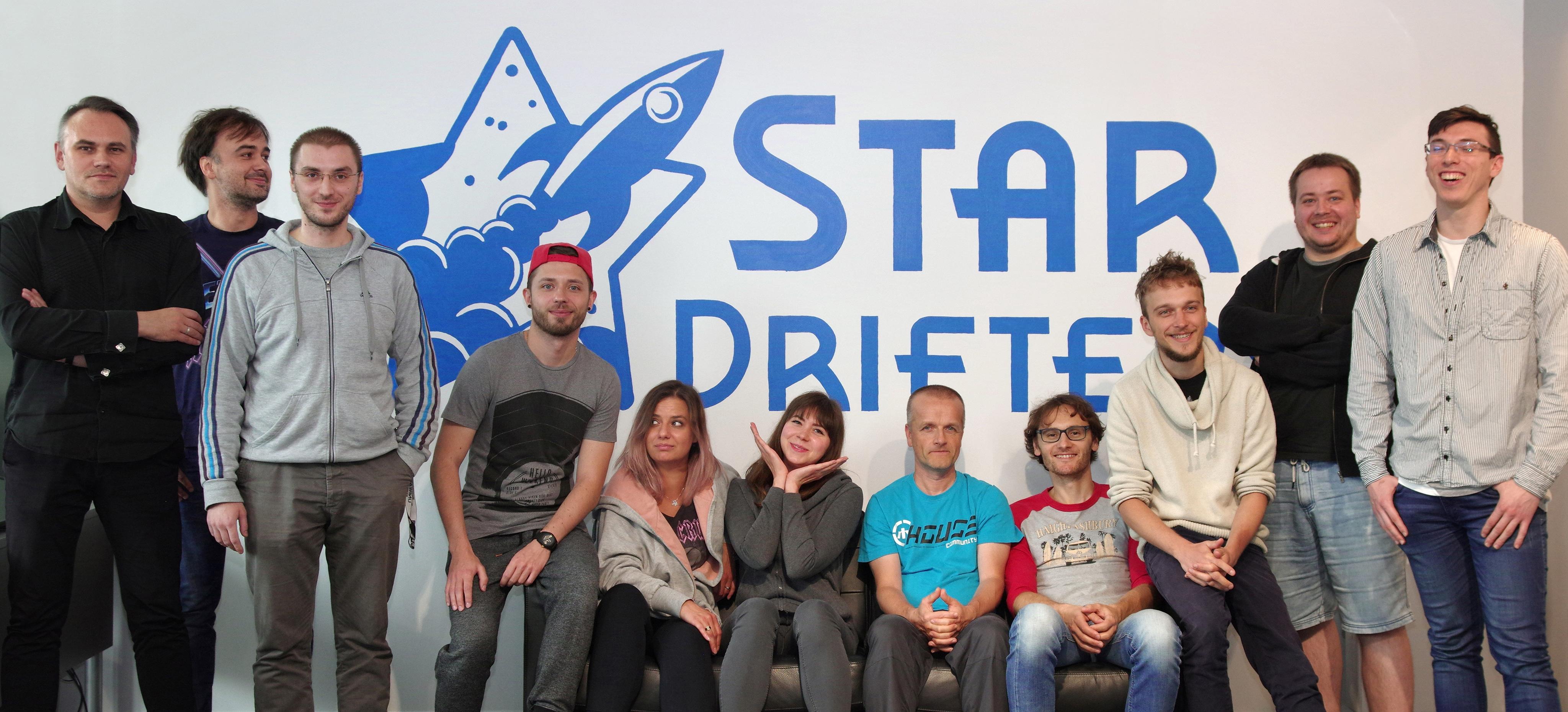 Star Drifters core team