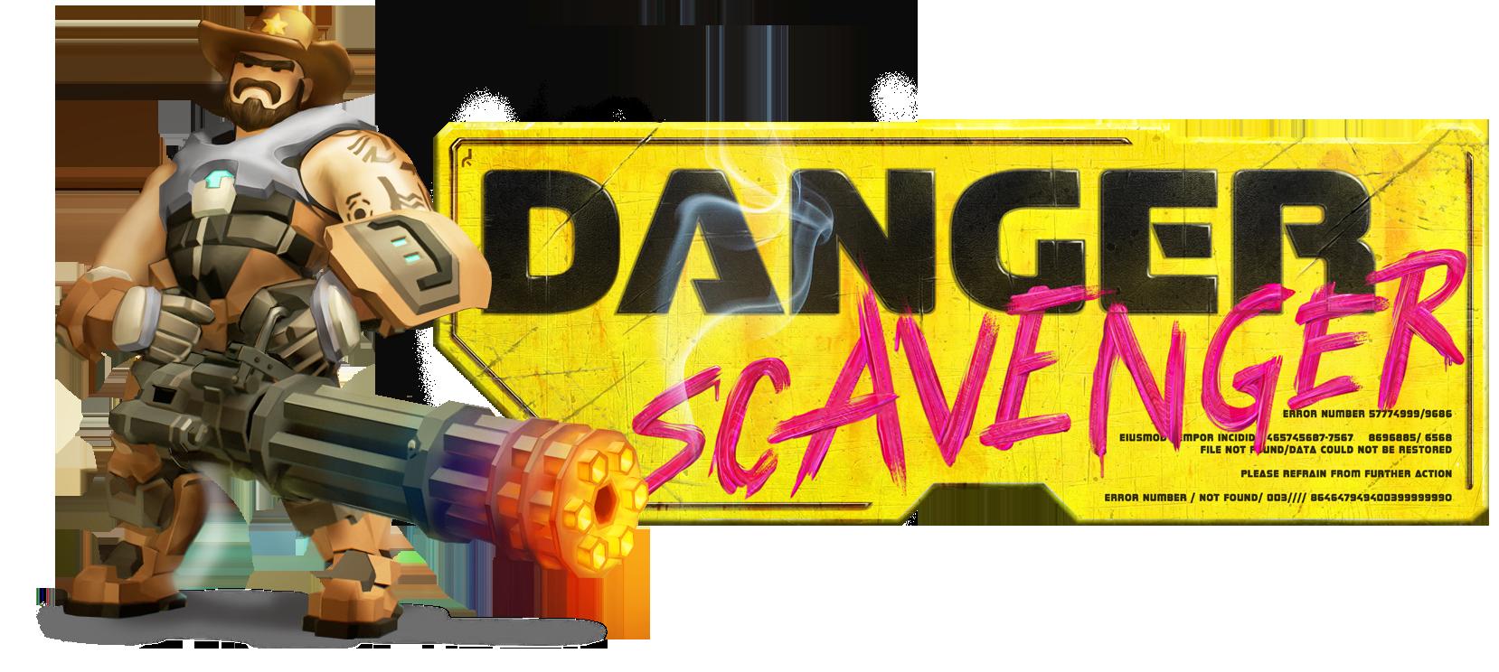 danger scavenger header