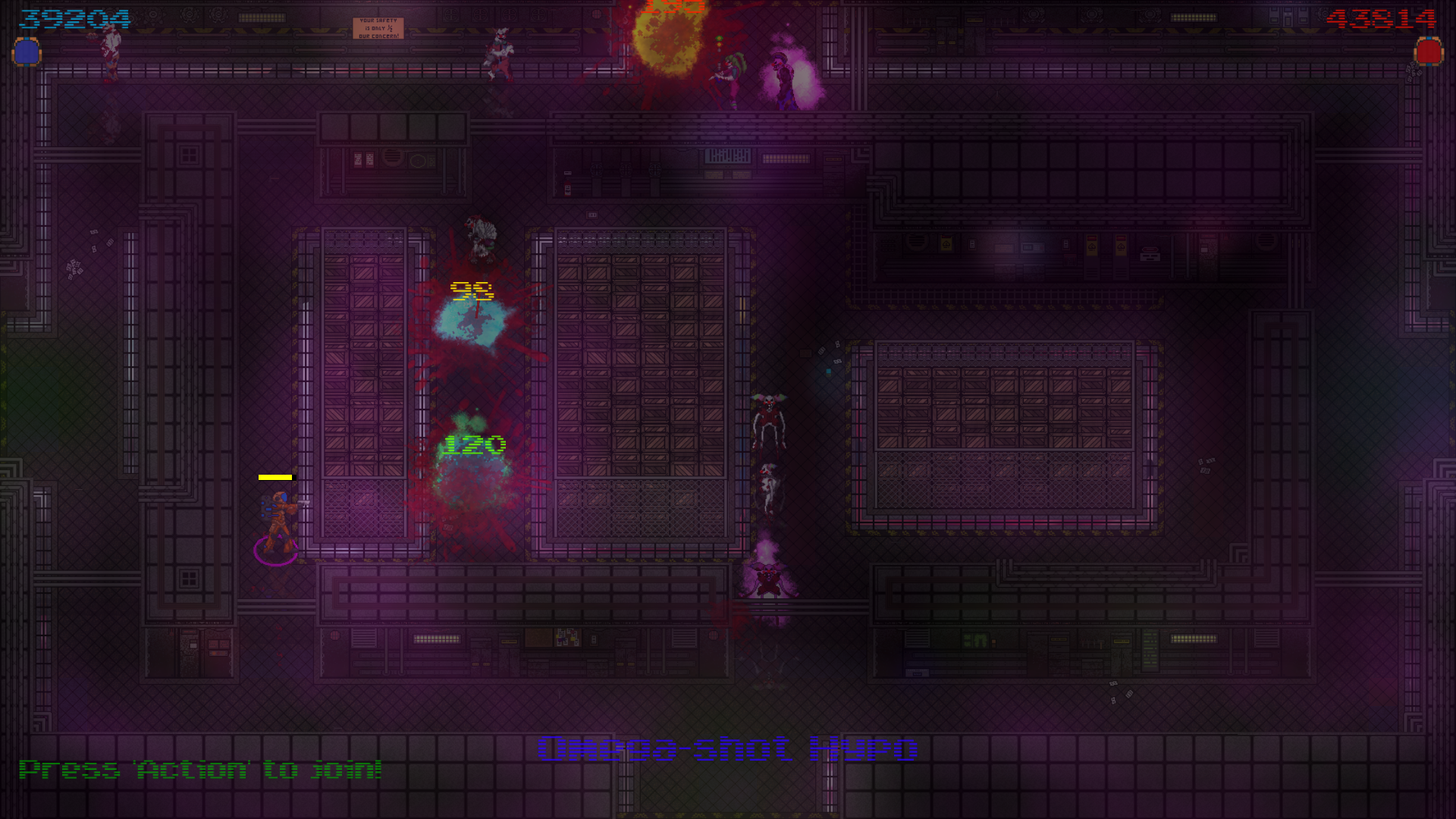 Killer Clowns screenshot
