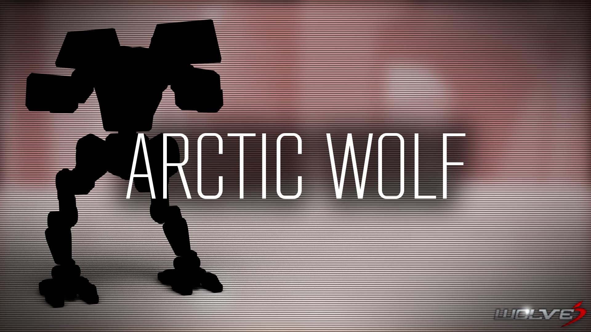 Arctic Wolf Tease