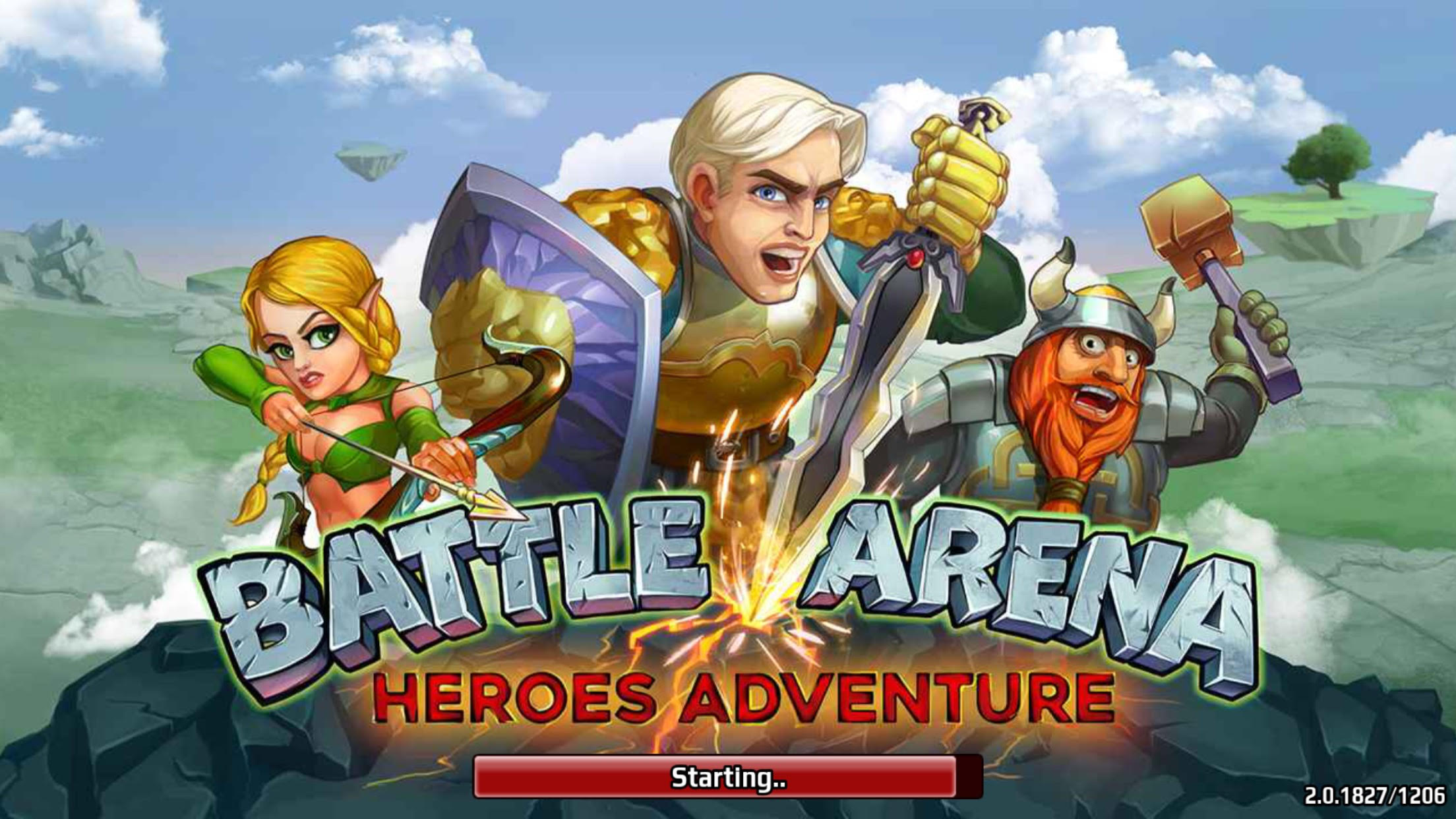 Battle Arena: Heroes Adventure