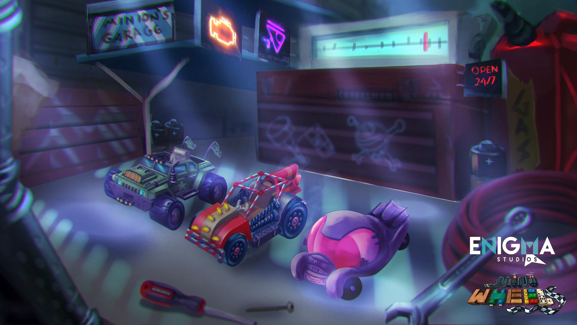garage 7b