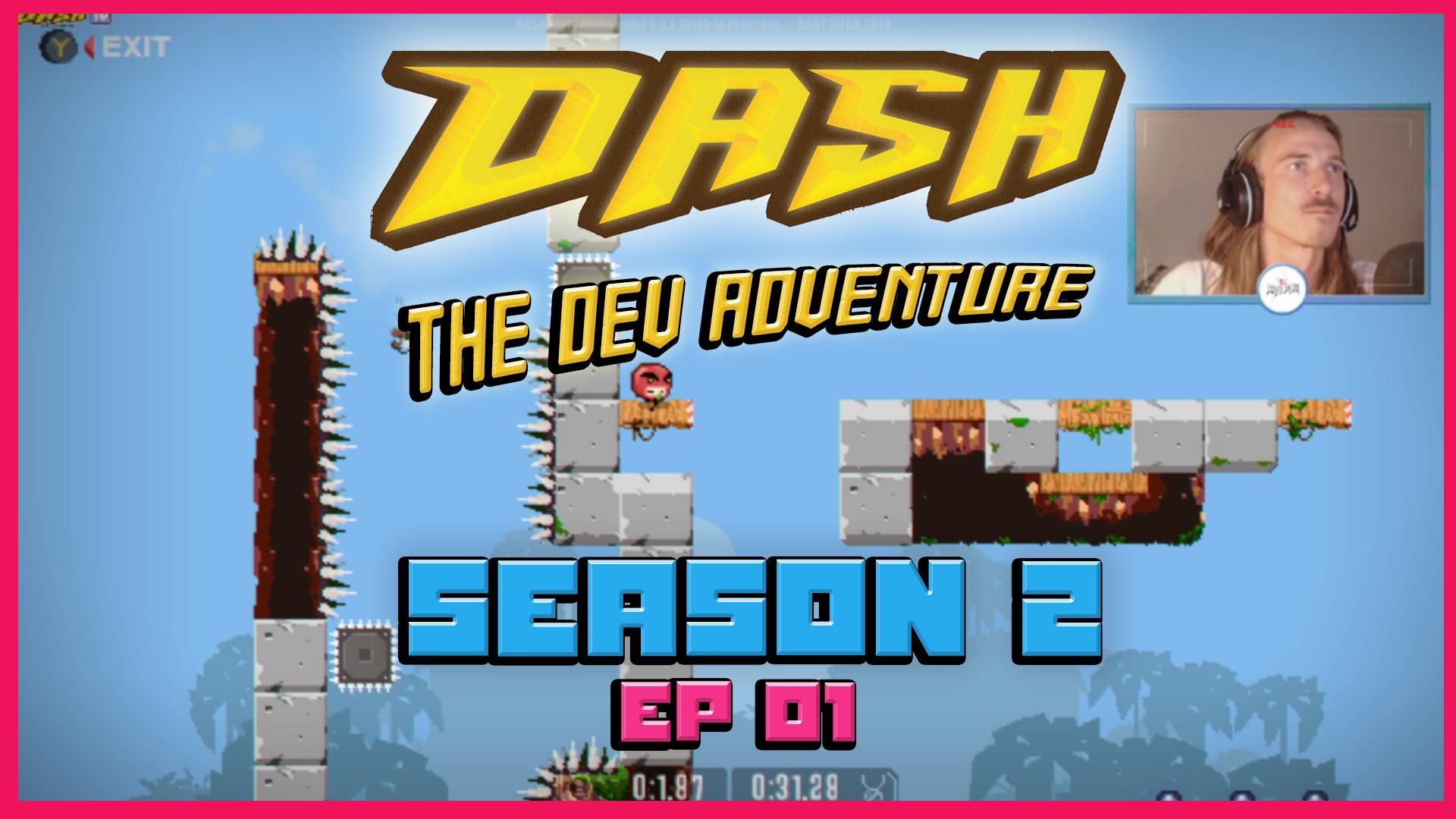 DASH Season 2 ep 01