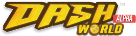 DASH website logo ALPHA world