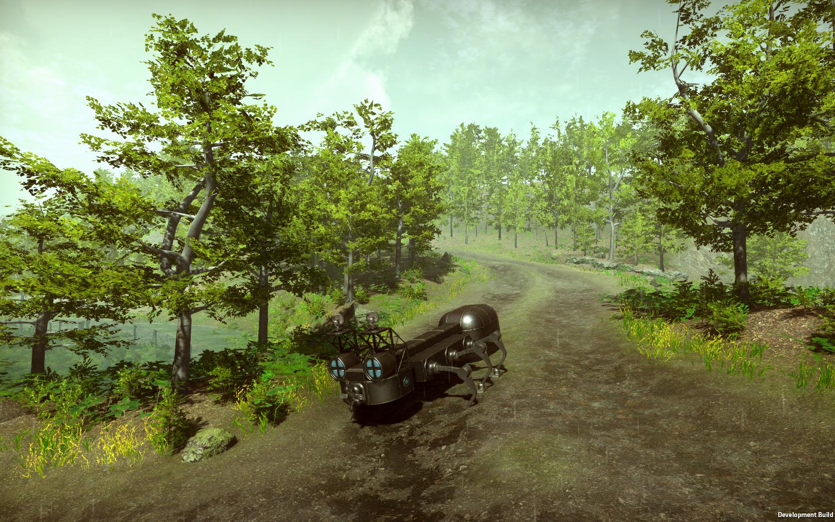 Black Ant vehicle machine Dieselpunk Wars