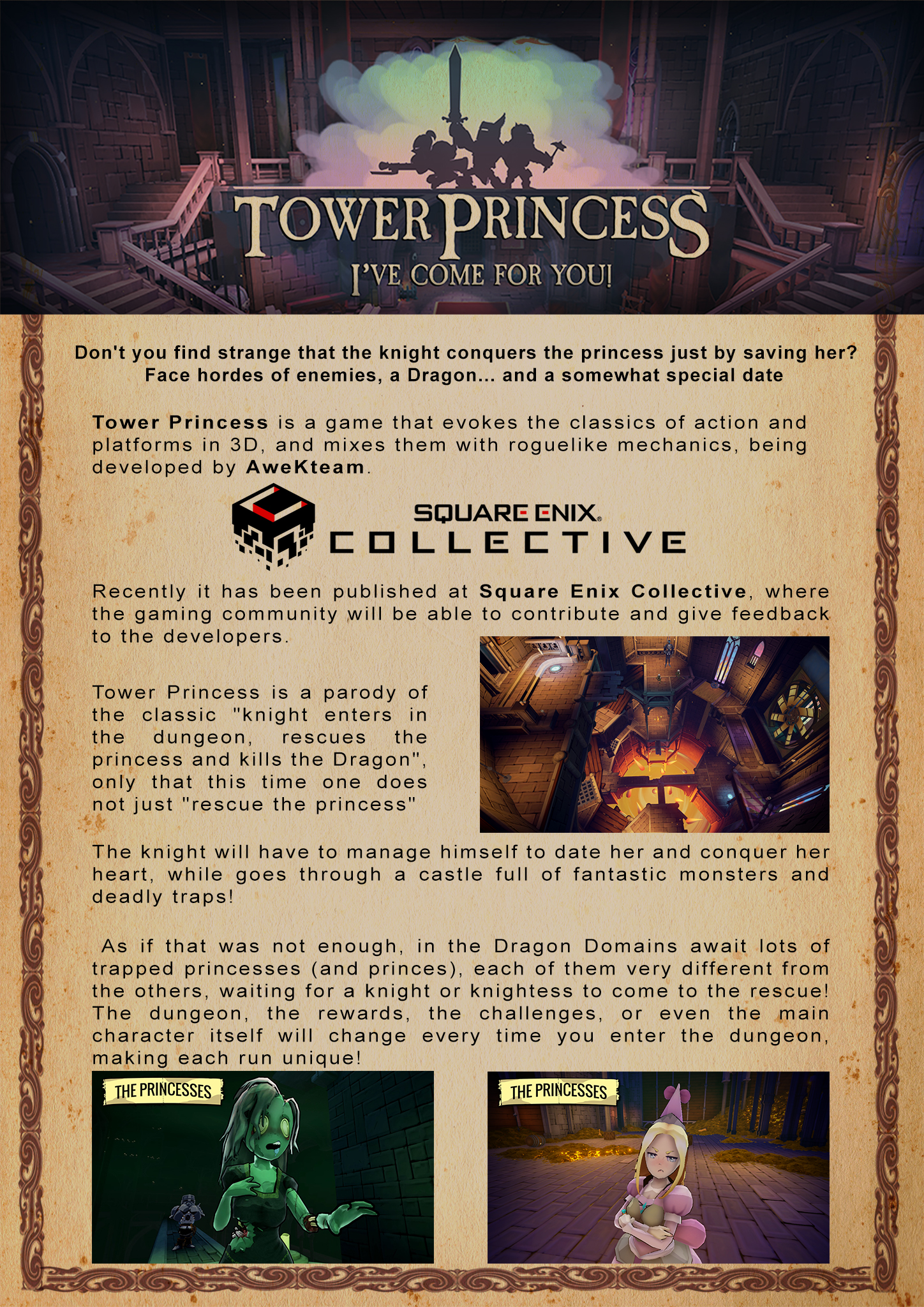 TowerPrincess English Page1
