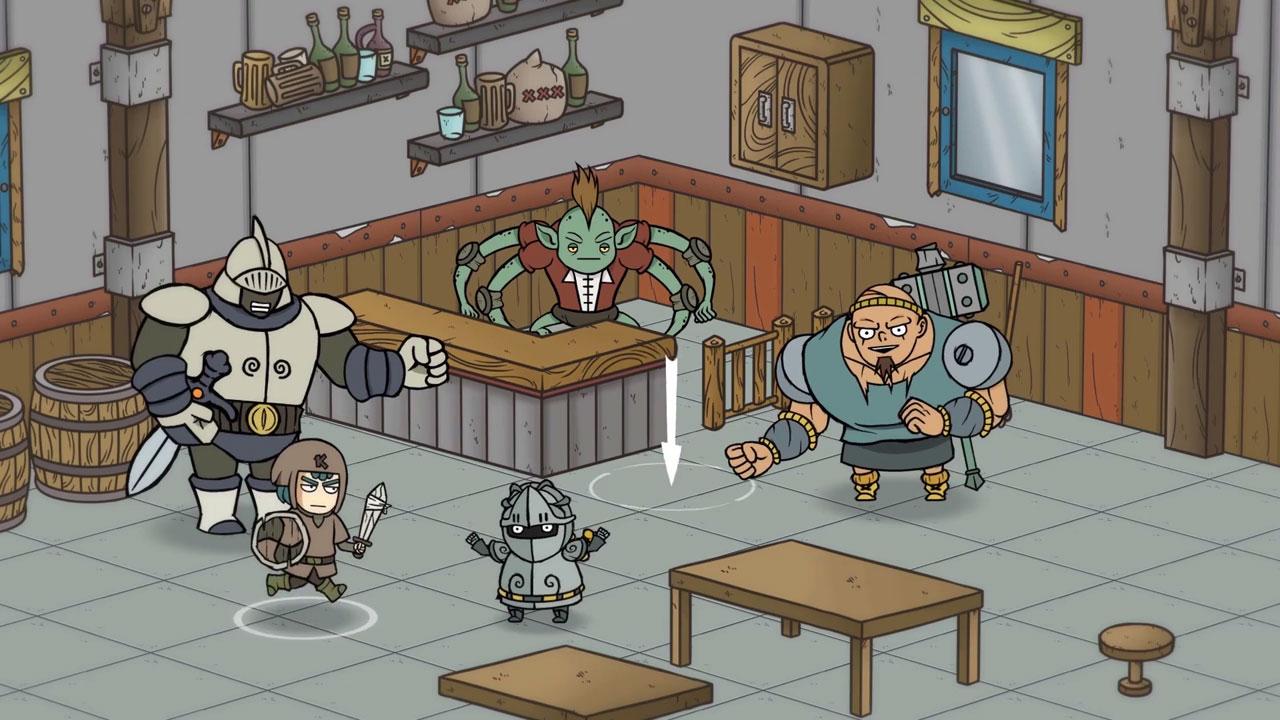 8 tavern