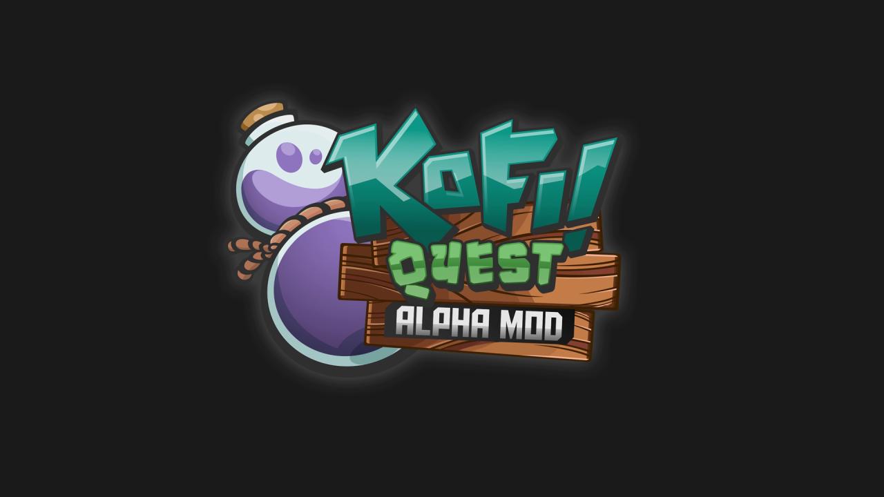 kofi quest logo
