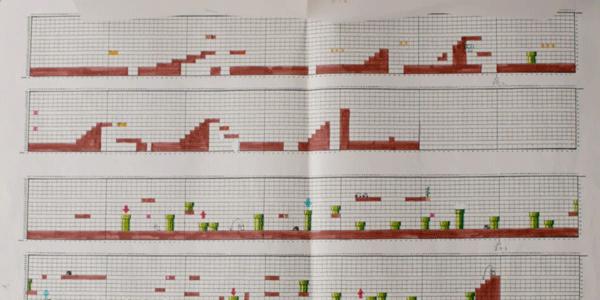 Mario level design