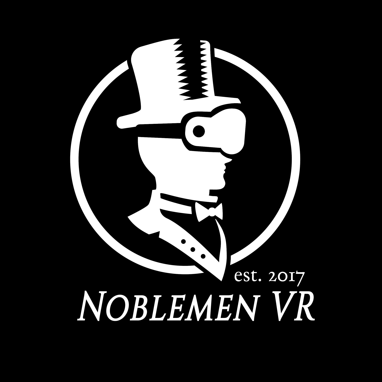 NoblemenVR TeamLogo bw neg
