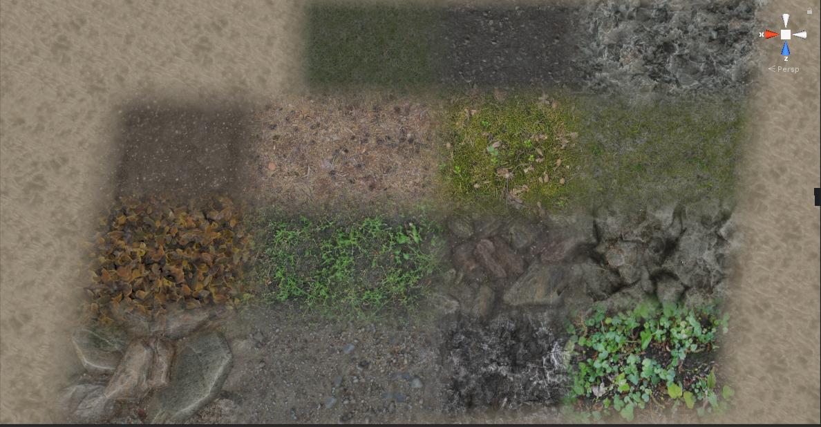 New Terrain Textures