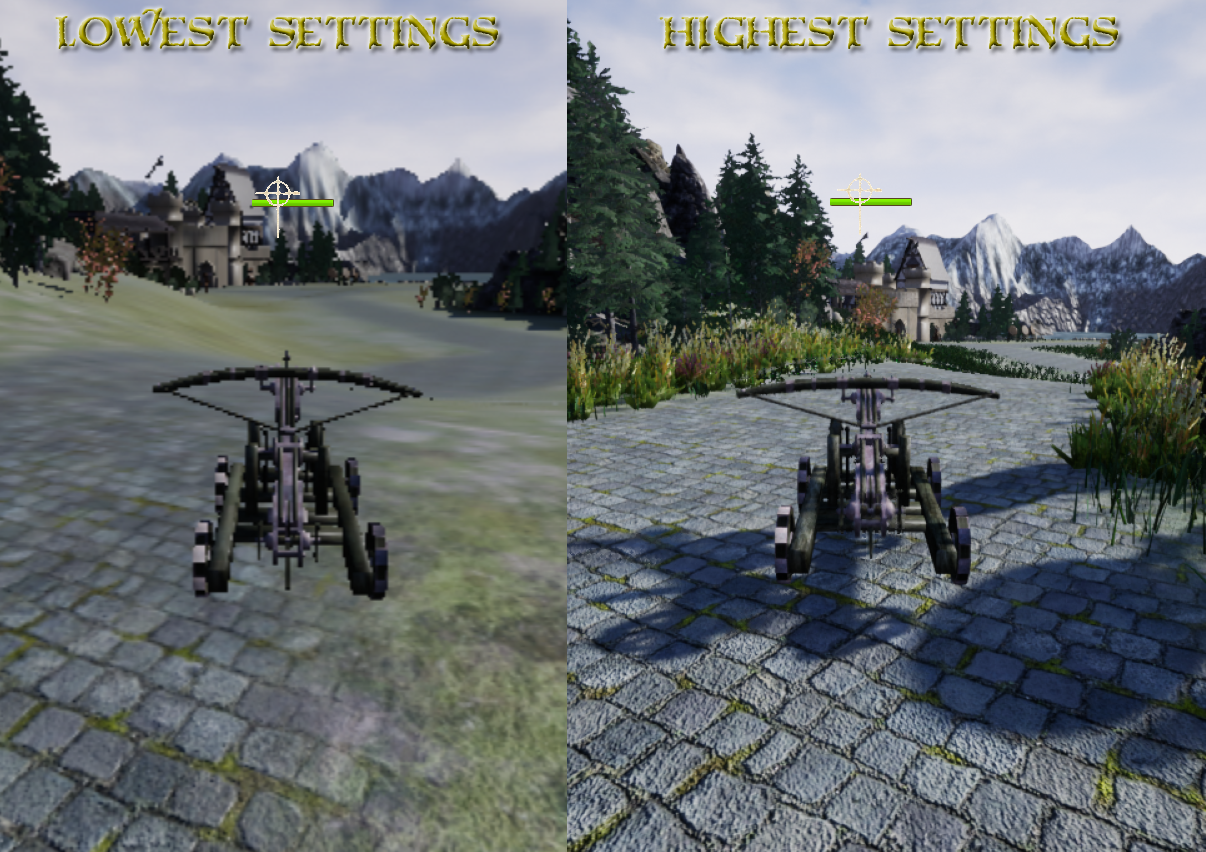 graphics compare