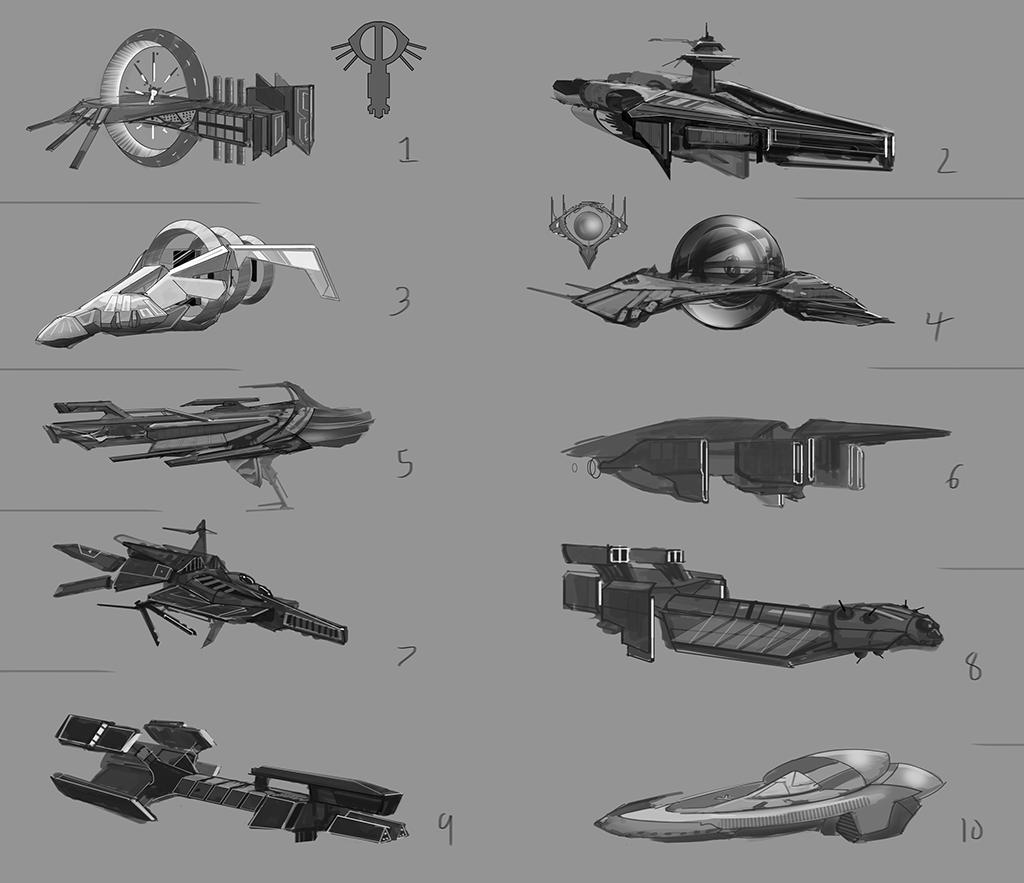 Previous concepts