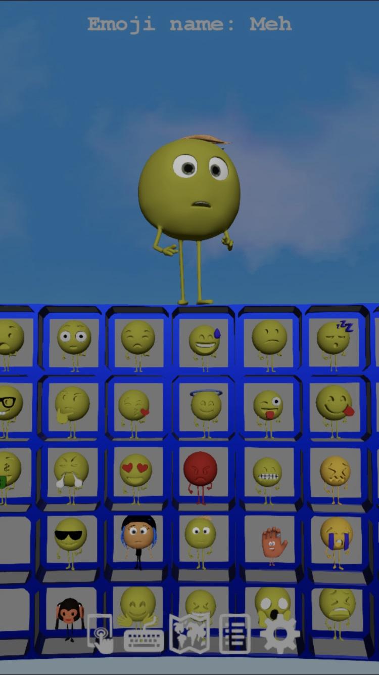 Saved Emojis
