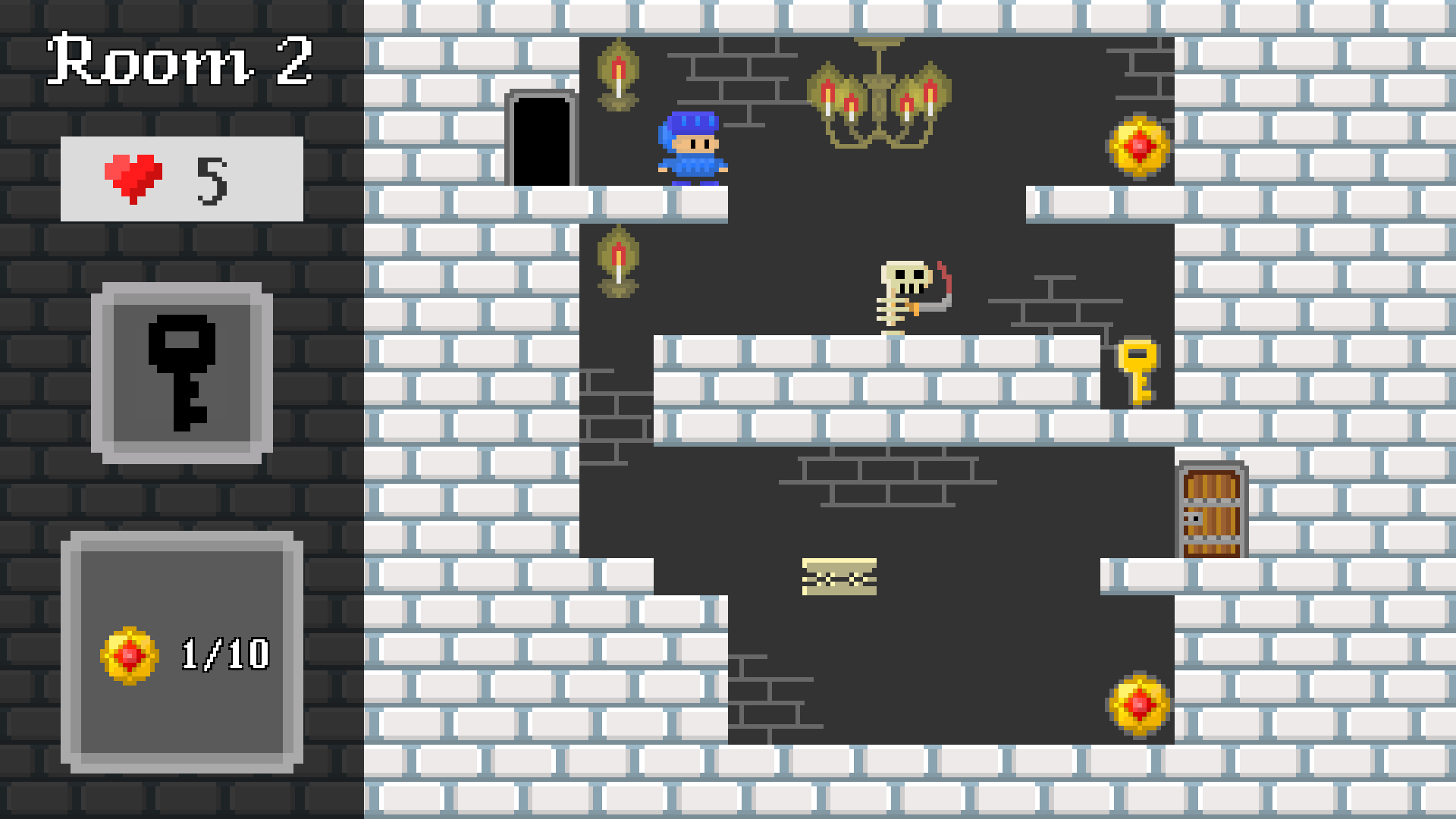 Tomb Towers Demo ScreenShot 01