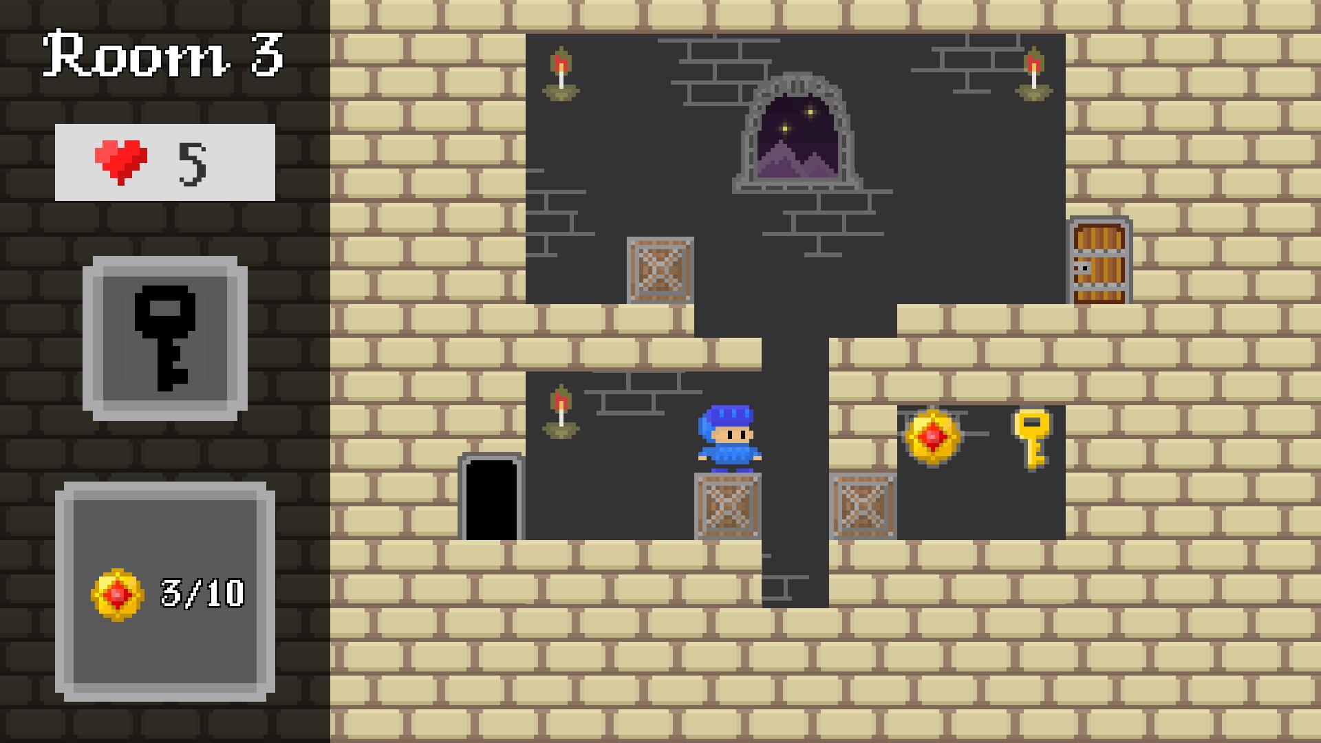 Tomb Towers Demo ScreenShot 02