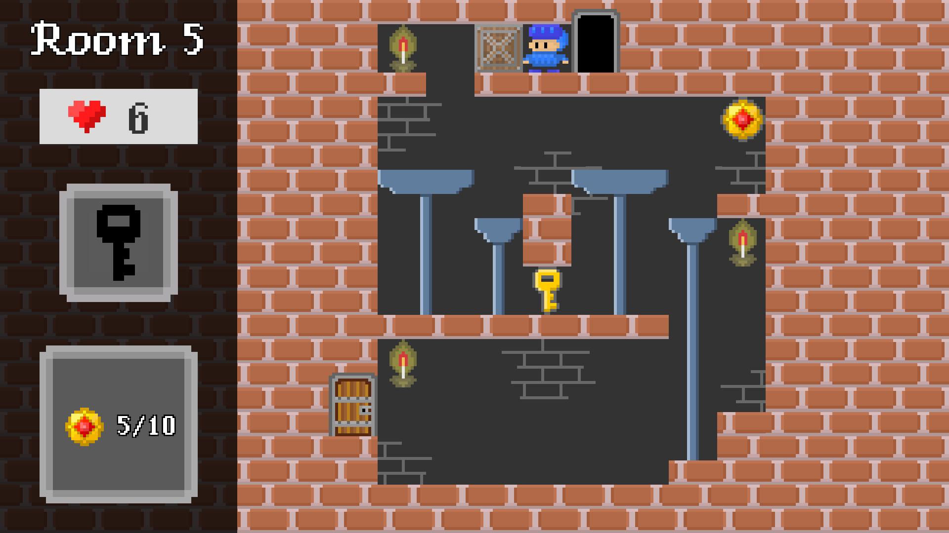Tomb Towers Demo ScreenShot 03