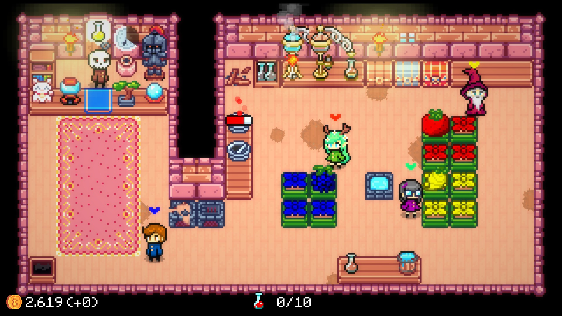 Potion Party Screenshot 1