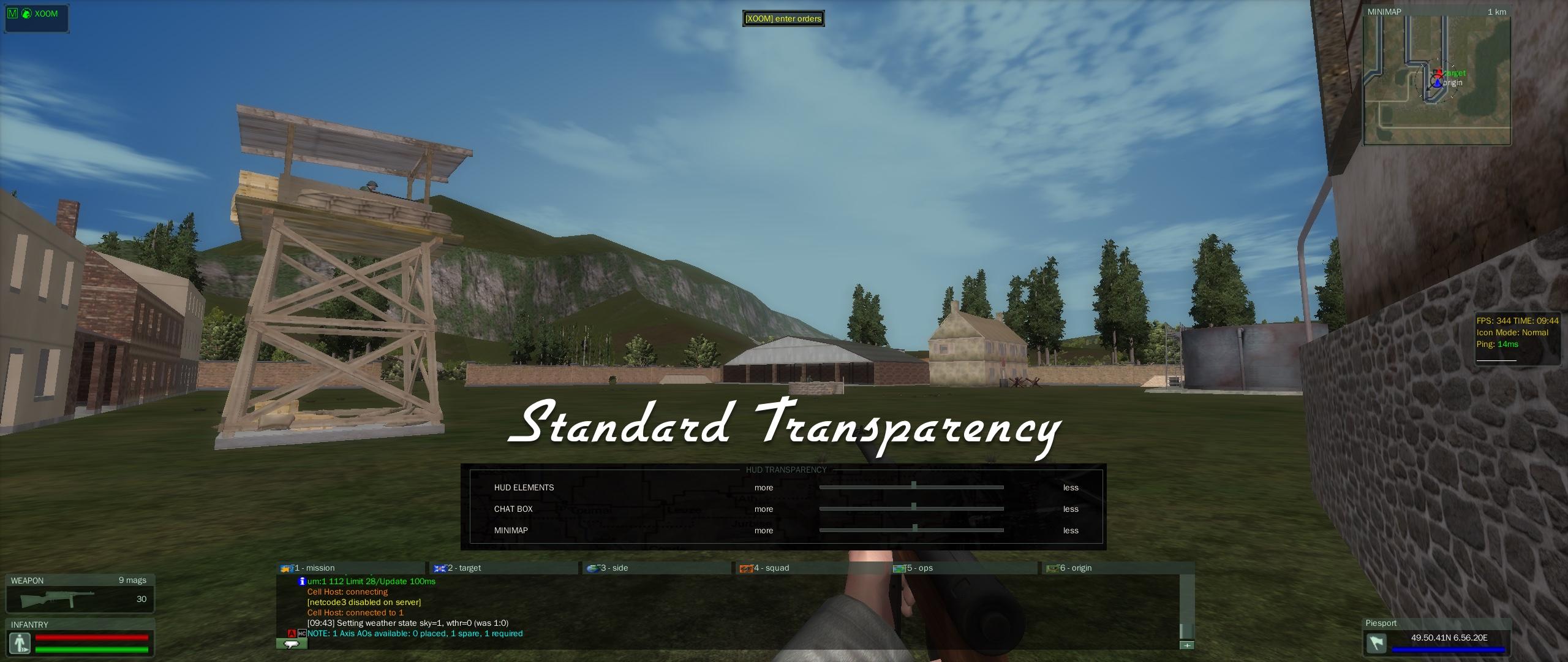 1 HUD Transparency Standard