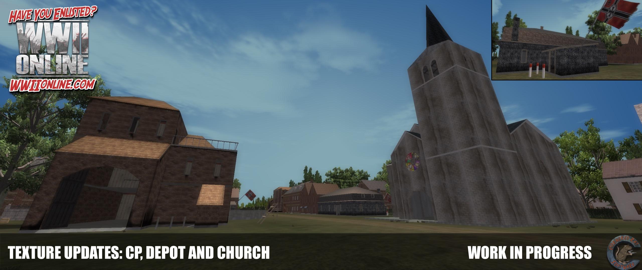 1 depot cp church
