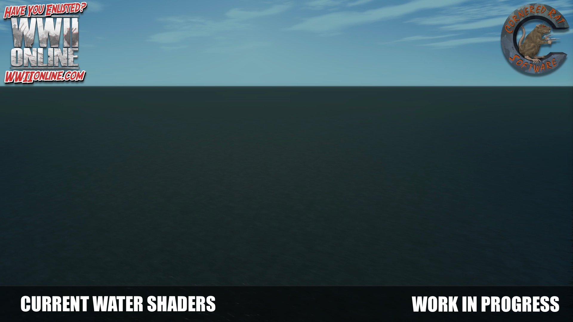 1 water shaders current