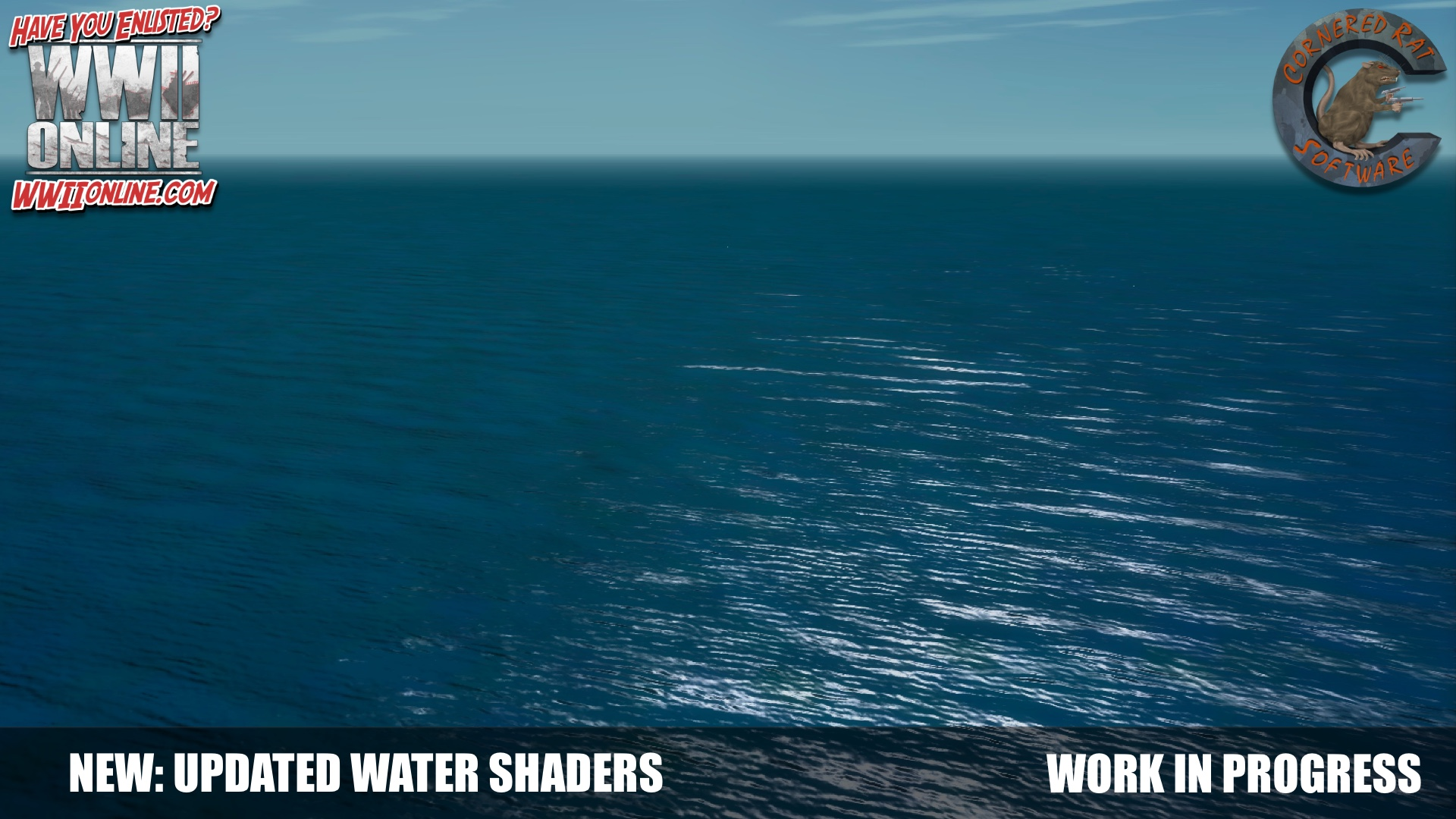2 water shaders new