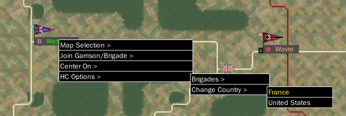 3 garrison country change gui