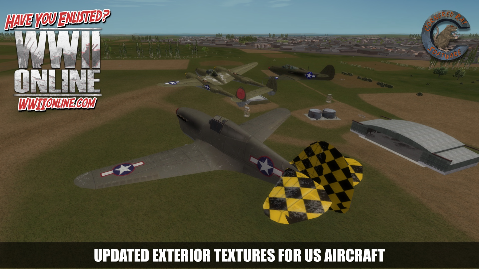 3 updated us aircraft textures