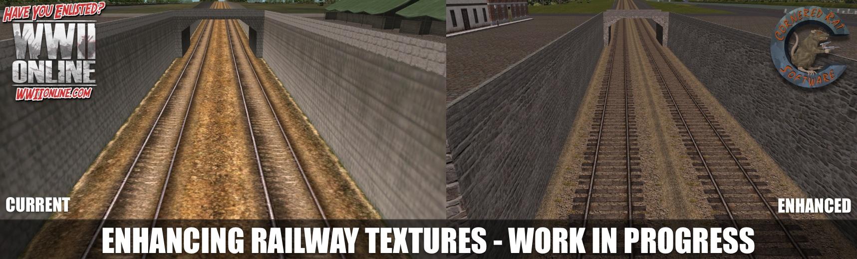3 upgrade railway 1